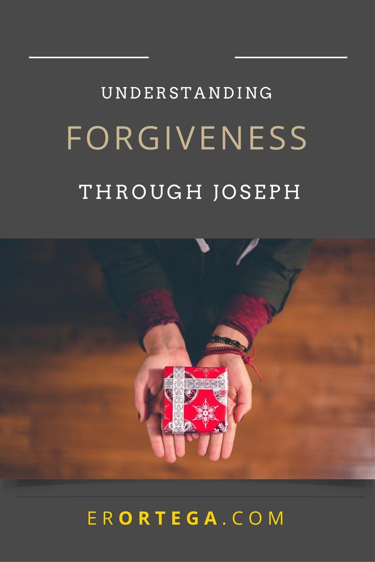 forgiveness Joseph