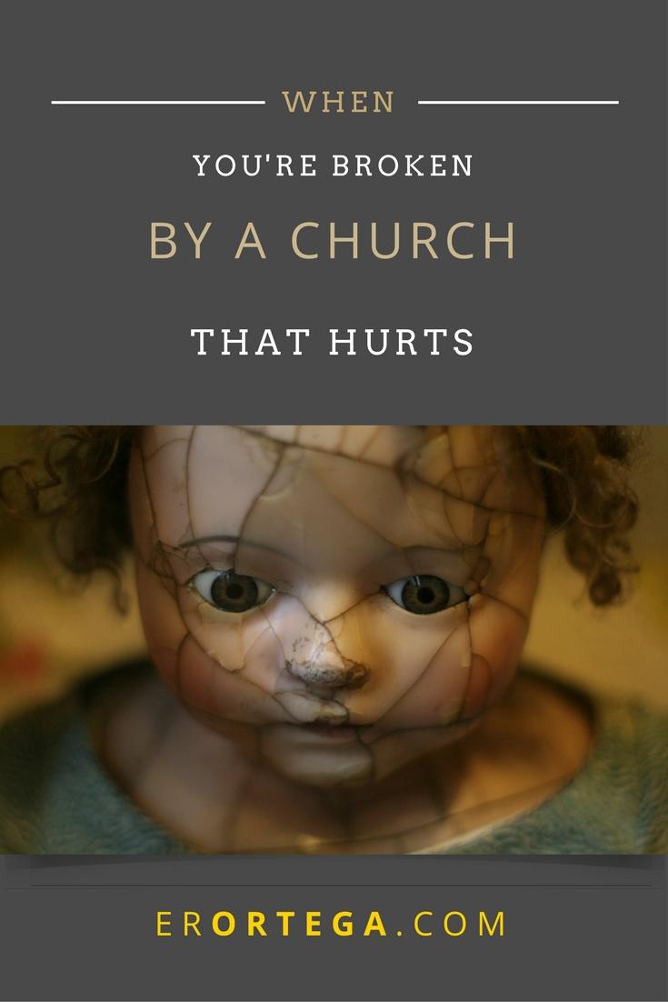hurt by church